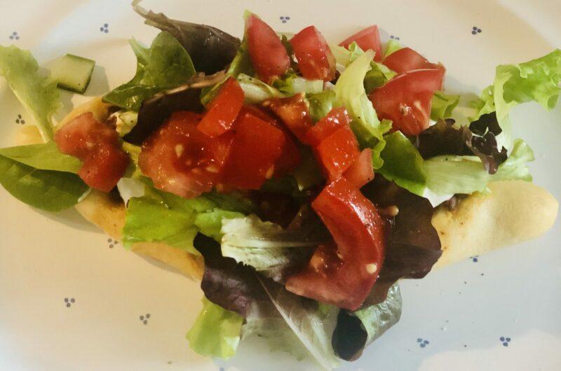 Türkische Pizza mit knackigem Gemüse
