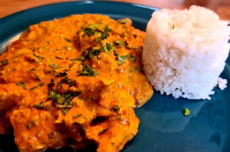 Cremiges Chicken Tikka Masala