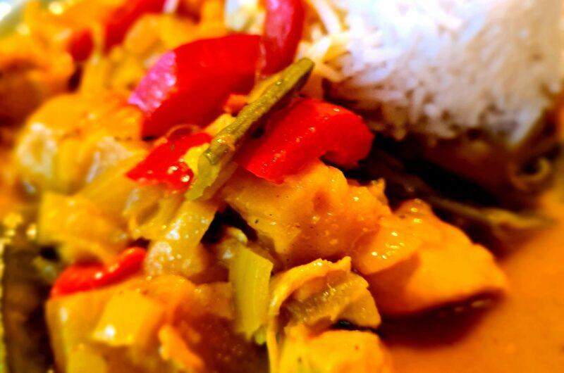 Chicken Curry á la Glorija